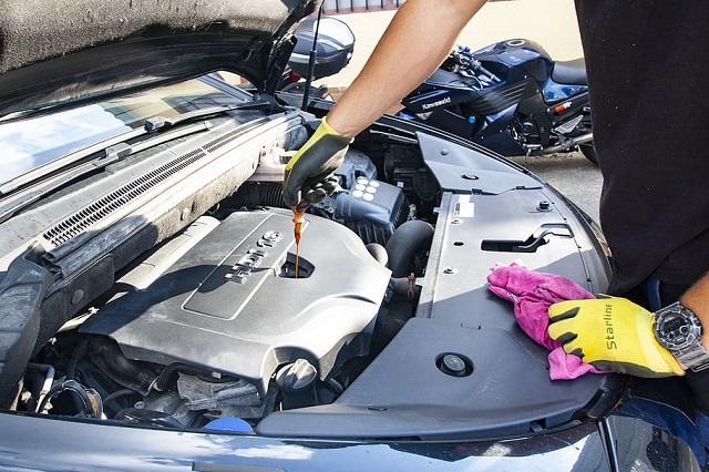 ulje u motoru - kako ga promeniti